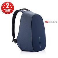 Рюкзак протикрадій XD Design Bobby Pro, синій, фото 1