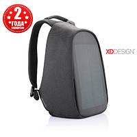 Рюкзак протикрадій XD Design Bobby Tech, чорний, фото 1