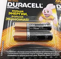 Батарейка DURACELL LR03 Отрывная ( 12 шт ) дата производства 07/18