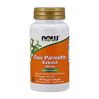 NOW Saw Palmetto Extract 320 mg 90 veg softgels