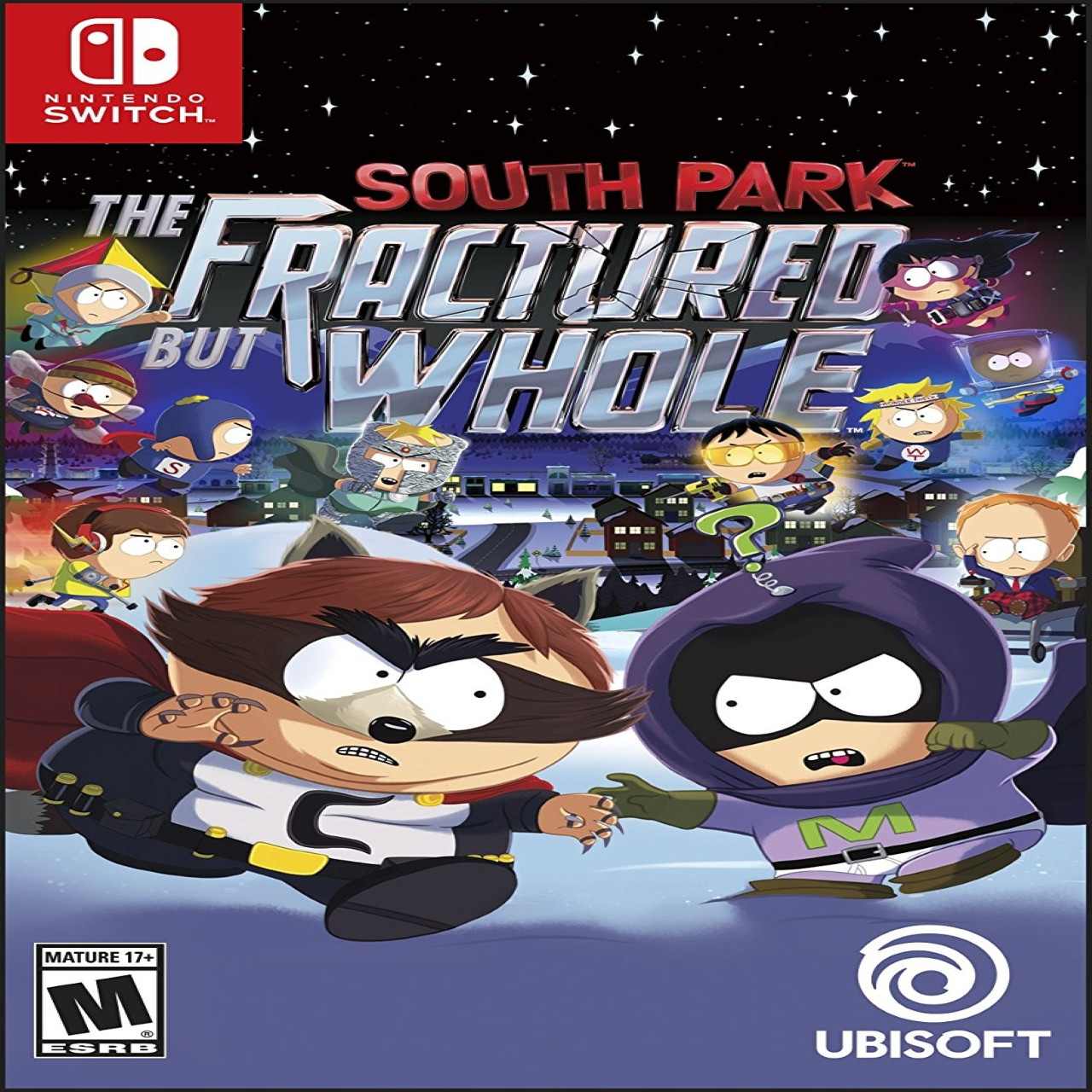 South Park The Fractured but Whole SUB Nintendo Switch (NEW)