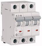 Автоматичний вимикач 50А HL-C50/3 194796 EATON (Moeller), фото 3
