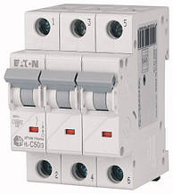 Автоматичний вимикач 50А HL-C50/3 194796 EATON (Moeller)