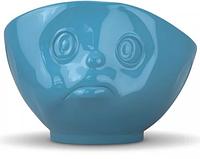 Пиала Tassen Дуется (500 мл) фарфор, синяя, фото 1
