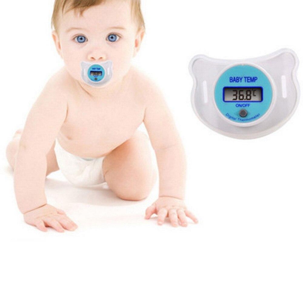 Детская соска термометр BABY TEMP для детей