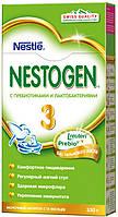 Молочная смесь Nestogen 3 с пребиотиками и лактобактериями 350г Nestle Швейцария 1000116