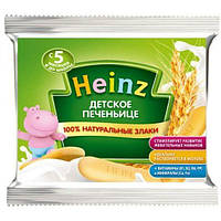 Детское печенье Heinz натуральные злаки 60г 1609011