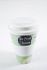 Кофейная кружка to go becher 350ml bambus No ProblLama