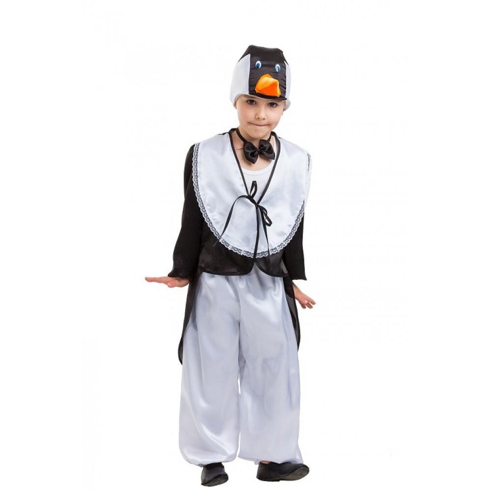 Карнавальный костюм Пингвина детский на утренник постановку