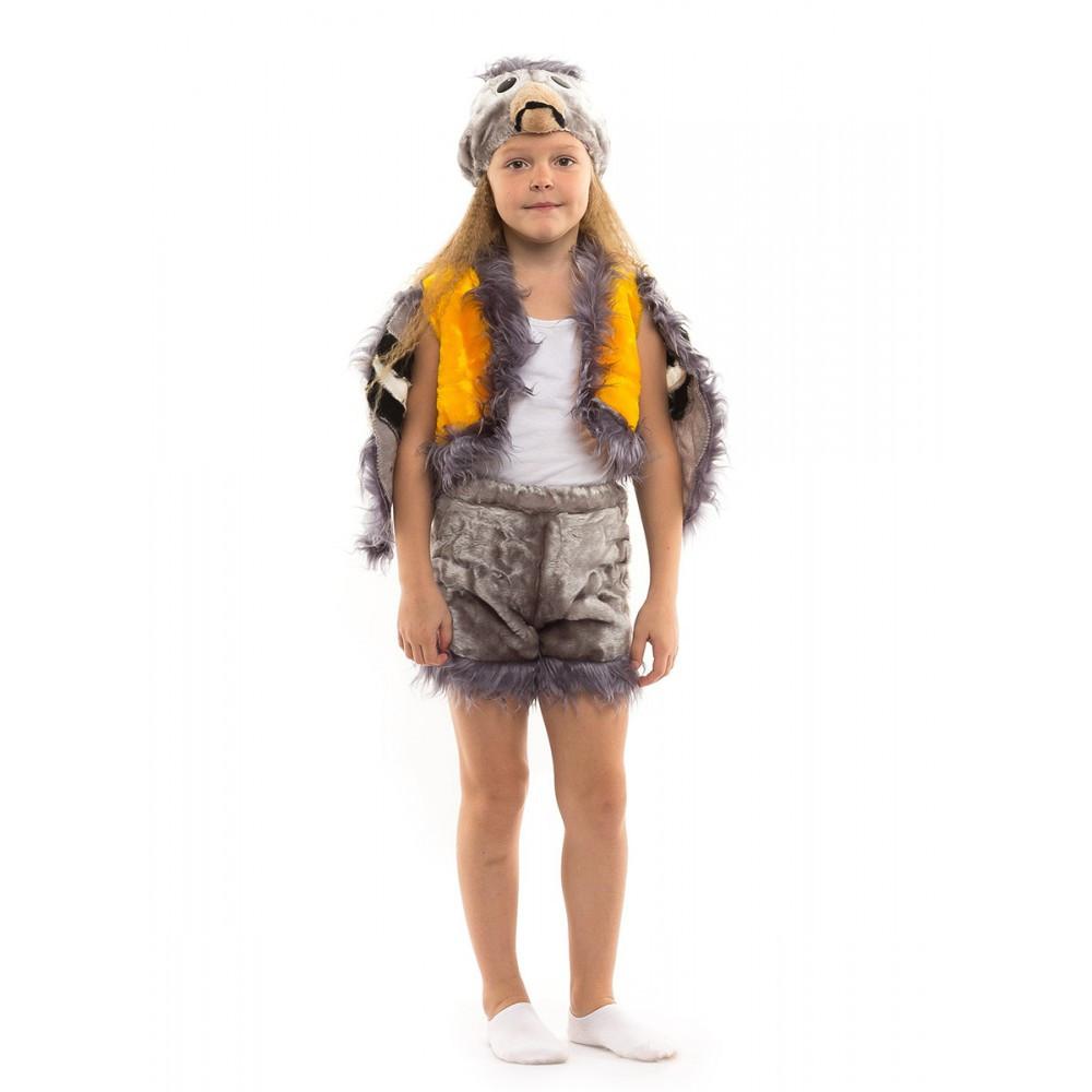 Комплект карнавального костюма Синичка для девочки