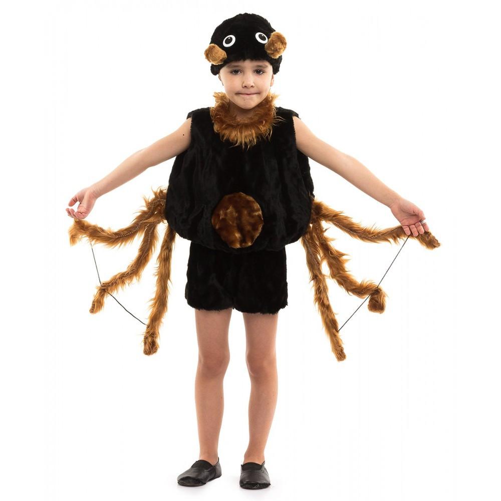 Карнавальний костюм для хлопчика Павук хутро