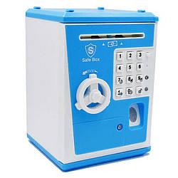 Игрушка-сейф с кодовым замком Электронный сейф