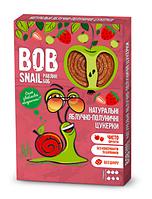 Натуральные яблочно-клубничные конфеты Bob Shail Равлик Боб 60г Украина 1740419