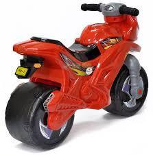 Детский мотоцикл каталка Орион 501 беговел для мальчика