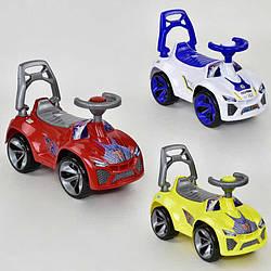 Машина-толокар для прогулок Ламбо Орион 021 автомобиль прогулочный