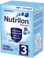 Смесь молочная сухая Nutrilon 3 12м+ 600г Nutricia 609226