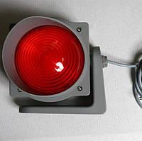 Сигнальный фонарь Marantec для управления транспортными потоками, цвет красный