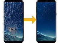 Замена стекла дисплея Samsung Galaxy S8 G950F (цена указана вместе с запчастью)