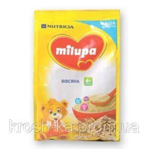 Каша молочная овсяная 6м+ 210г Milupa Nutricia 115393