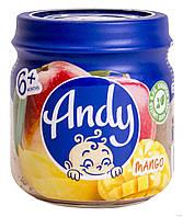 Детское пюре фруктовое манго 80г Andy Беларусь 1999515