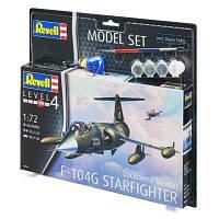 Сборная модель Revell Истребитель F-104 «Старфайтер» 1:72 (4009803639048)