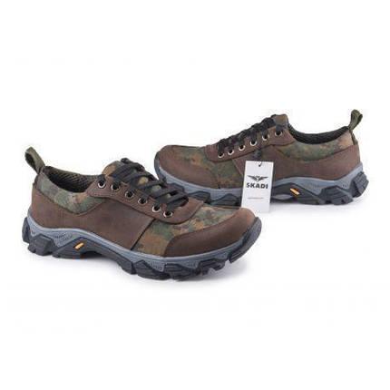 Кроссовки BROWN PIXEL Демисезонная обувь, фото 2