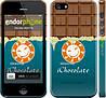 """Чехол на iPhone 5 Шоколадка """"1098c-18"""""""