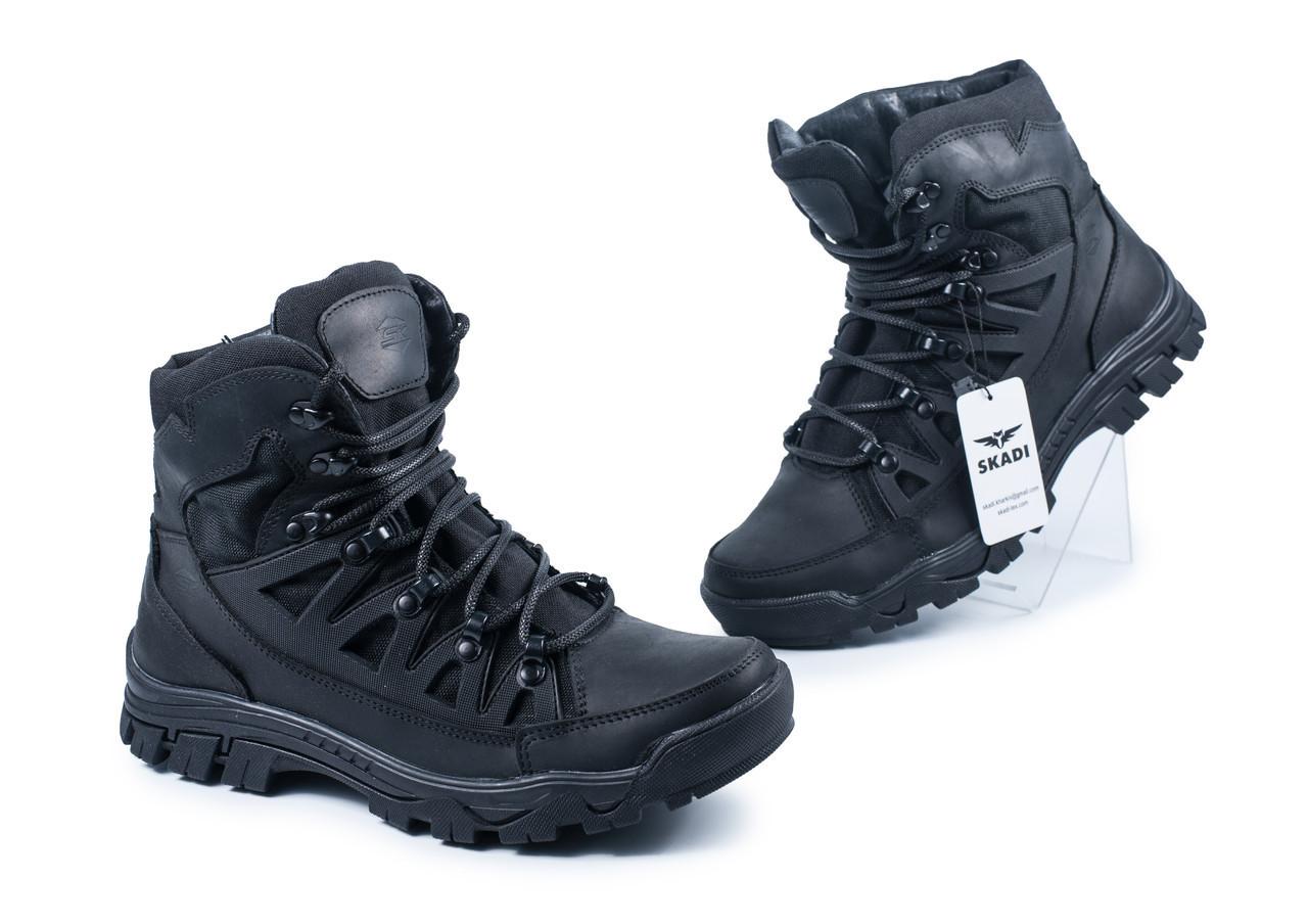 Ботинки артикул: sd-6 black