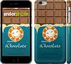 """Чехол на iPhone 6 Plus Шоколадка """"1098c-48"""""""