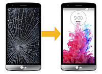Замена дисплея LG G3s D724