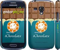 "Чехол на Samsung Galaxy S3 mini Шоколадка ""1098c-31"""