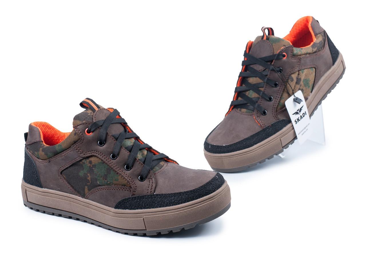 Тактические кеды k4 brown