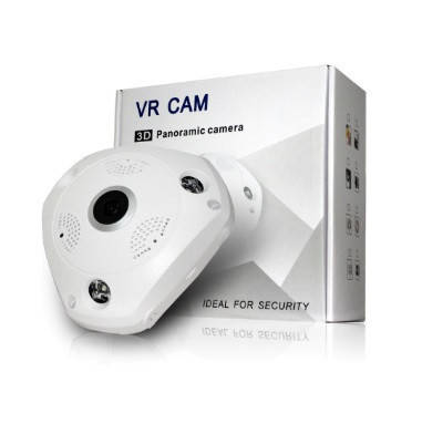Панорамная Wi-Fi IP камера 360° (рыбий глаз), фото 2
