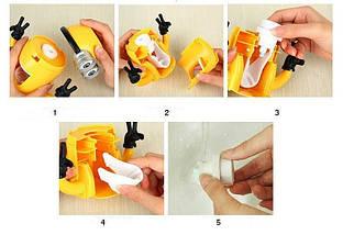 Дозатор зубной пасты Миньон, фото 2