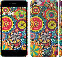 """Чехол на iPhone 6 Узор 5 """"902c-45"""""""
