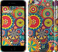"""Чехол на iPhone 6 Plus Узор 5 """"902c-48"""""""