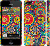"""Чехол на iPhone 5 Узор 5 """"902c-18"""""""