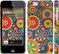 """Чехол на iPhone 5c Узор 5 """"902c-23"""""""