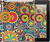 """Чехол на iPad 2/3/4 Узор 5 """"902c-25"""""""