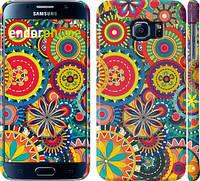 "Чехол на Samsung Galaxy S6 G920 Узор 5 ""902c-80"""