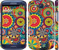 "Чехол на Samsung Galaxy S3 Duos I9300i Узор 5 ""902c-50"""