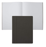 Блокнот A6 Advance Fabric Light Grey, фото 1