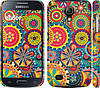 "Чехол на Samsung Galaxy S4 mini Узор 5 ""902c-32"""