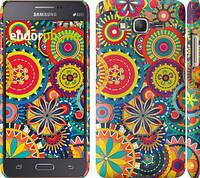 "Чехол на Samsung Galaxy Grand Prime G530H Узор 5 ""902c-74"""