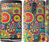 """Чехол на LG G3 dual D856 Узор 5 """"902c-56"""""""
