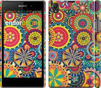 """Чехол на Sony Xperia Z1 C6902 Узор 5 """"902c-38"""""""