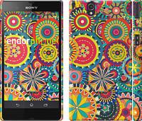 """Чехол на Sony Xperia Z C6602 Узор 5 """"902c-40"""""""