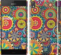 """Чехол на Sony Xperia Z3 dual D6633 Узор 5 """"902c-59"""""""