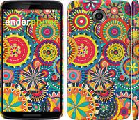 """Чехол на Motorola Nexus 6 Узор 5 """"902c-67"""""""