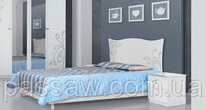 Кровать с ортопедическим каркасом Фелиция  1,6